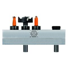 CMT Drill Block for Blum Hinges on MultiBorer 45/9