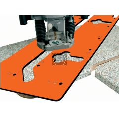CMT Postform Kitchen Worktop Jig from 420mm to 650