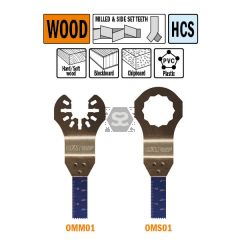 CMT OMM01 10mm Plunge & Flush-cut For Wood