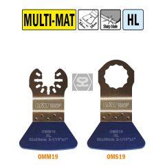 CMT OMM19 52mm Rigid Scraper For All Materials 5pk