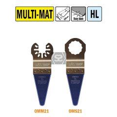 CMT OMM21 28mm Sharp Corner Scraper All Material