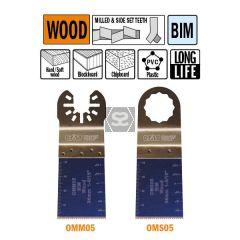 CMT OMS0 34mm XL Life Plunge & Flush-cut Wood 5