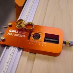 CMT PGD-1 Adjustable Precision Router Guide Jig