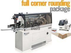 Casadei E450 Premilling + Corner Rounding Deal
