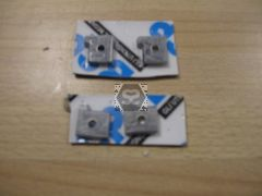 set 4 2mm top & 4 2mm rad bottom trim