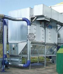 Dust Extraction Plant - Chain Filter