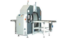 Edda Spinner 1000s Eco Spiral Wrapping Machine