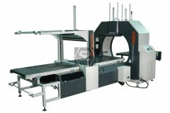 Edda Spinner 1500S-BN Auto Wrapping & Packing Mach