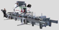 Forestor CTR 1000 Hydraulic Sawmill LX40