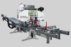 Forestor CTR 800 Hydraulic Sawmill