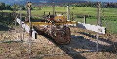 Forestor Swivel 210 Circular Sawmill