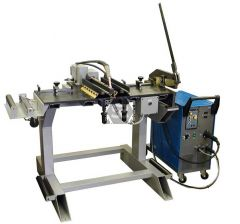 Fulgor MW320 Wide bandsaw blade welder 60-320mm