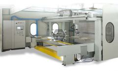 Mauri Robot RBP CNC Spray Machine