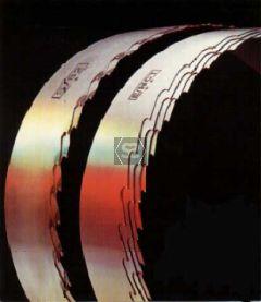 """Meber 900 Wide Bandsaw Blade 20'6""""x3 Swage Set"""