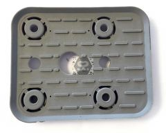 CNC Vacuum Pad Rubber Cover140x115mm