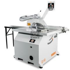 Harwi 210 HD Saw Bench - 600mm Blade