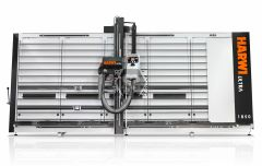 Harwi ULTRA 1550 Wall Saw best for Dust Extraction
