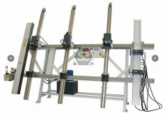 Italpresse SDE Frame Cramp for Windows & Doors