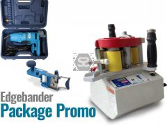 iTech AR50S Portable Edgebander PACKAGE DEAL