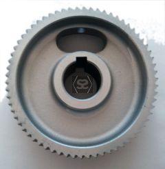 Steel Feed Roller D=140 B-50 d=35 + KW