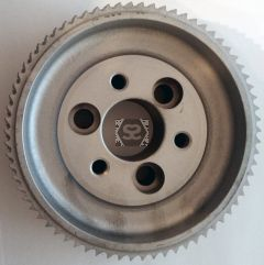 Weinig Steel Feed Roller D=140 B=50 d=35 + 3 Holes