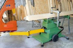 SN44 Articulated Bandsaw - Mobile Version Set 1500
