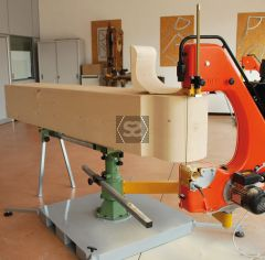 SN44 Articulated Bandsaw - Static Set 2000