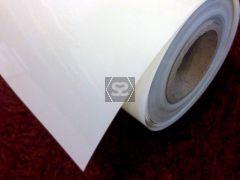 Mylar / Forex 250 micron sheet W=1.65mtr x L=8m