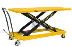 iTECH TG50 Big Deck Scissor Lift Mobile Table