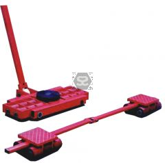 iTECH Machine Skates Set - 24 Ton