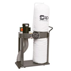 SIP 01952 1hp Dust Collector with Vacuum Attachmen