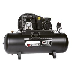 SIP Airmate 3HP/150-SRB Compressor 06290