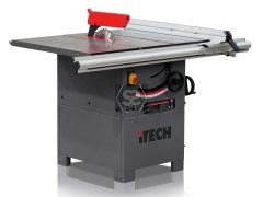 iTECH 250mm Cast Iron Table Saw Bench