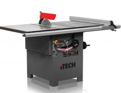 iTECH 315mm Cast Iron Table Saw Bench
