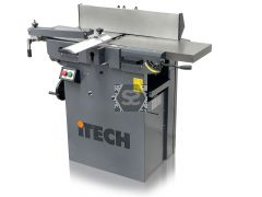 iTECH 260S Spiral Planer Thicknesser 1ph 230v