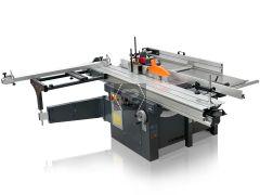 iTECH C400 Combination Woodworking Machine Spiral