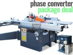 iTech C400 Combination Woodworking Machine 1ph220v