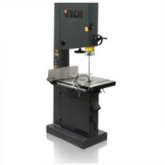 iTECH BS500 Heavy Duty Bandsaw 400v