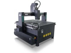 iTECH K30MT Q Series CNC Router with Rotary Axis