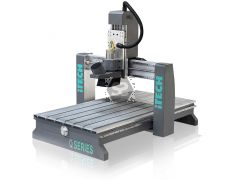 iTECH K6090Z Q Series High Z Desktop CNC Router
