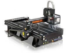 TigerTec TR408 8x4 CNC Router with Tool Changer