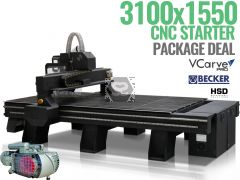 Tigertec TR510 CNC Router 10x5 DEAL