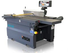 iTECH DUO 630 Planer Thicknesser with Spiral Block