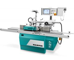 Martin T27 FleX Tilting Spindle Moulder