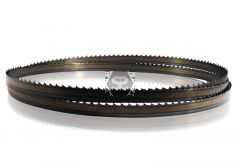 "Bandsaw Blade L=3500mm H=1/4"" x 6tpi Felder FB440"