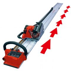 PSS 3100SE automatic panel saw with pre-scoring