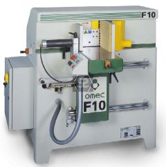 Omec F10 Corner Locking & Finger Joint Machine