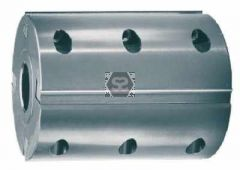 OMAS Planing Block with reversable knives d=40 130