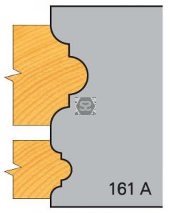 OMAS 394 Pair of Profile Cutters 161A