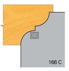 OMAS 394 Pair of Profile Cutters 166C
